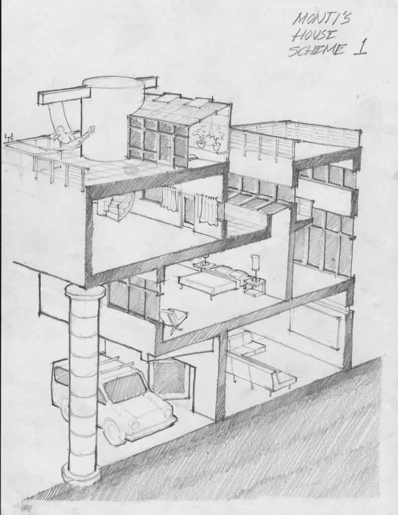 Monti's House